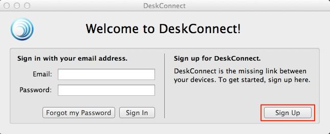 DeskConnect4